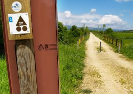 Si lo tuyo es la bicicleta descubre Arriagaetxea, la casa está ubicada en plena Ruta del vino y el pescado – GR 38 que une Rioja Alavesa con la Costa Vasca.