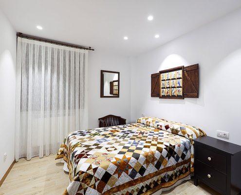 Habitación individual en casa rural Arriagaetxea